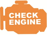 Определение неисправности работы двигателей