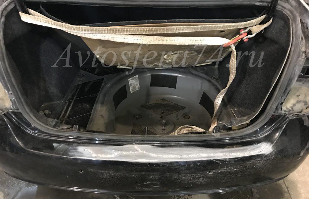 поло багажник до ремонта