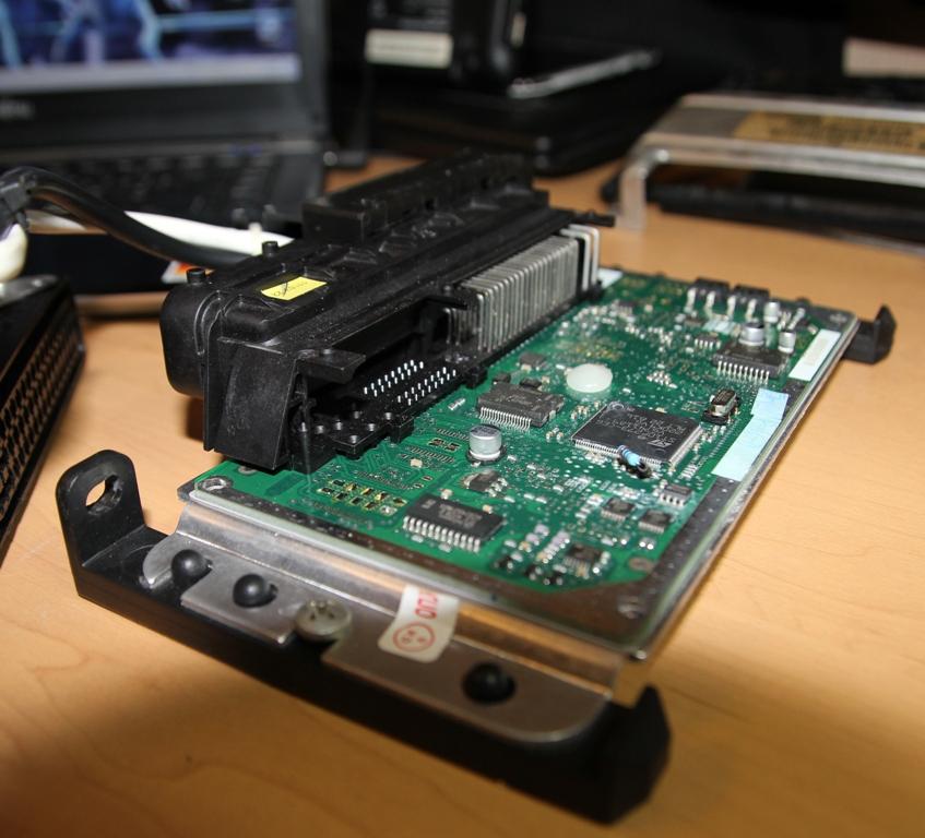 Восстановление контроллера после не умелого чип-тюнинга