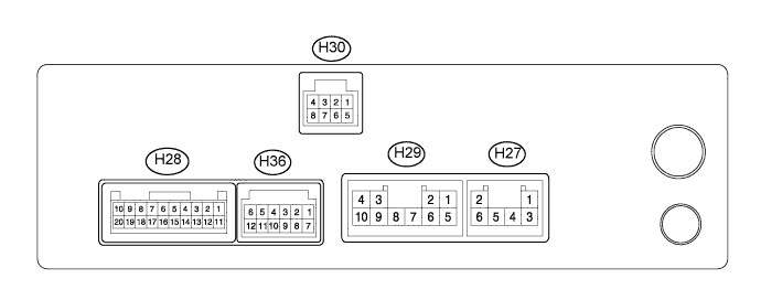 штатные магнитолы на камри и раф 4 разъем Н30 и Н28